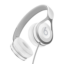 Beats by Dr. Dre Beats EP Blue Over the Head Cable Headphones
