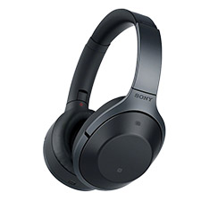 Sony Bluetooth & Noise Cancelling Headphones MDRZX770BNB
